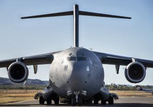 Mighty C-17