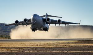 C-17 Takeoff