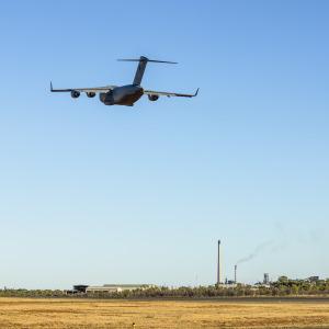 C-17 Departure